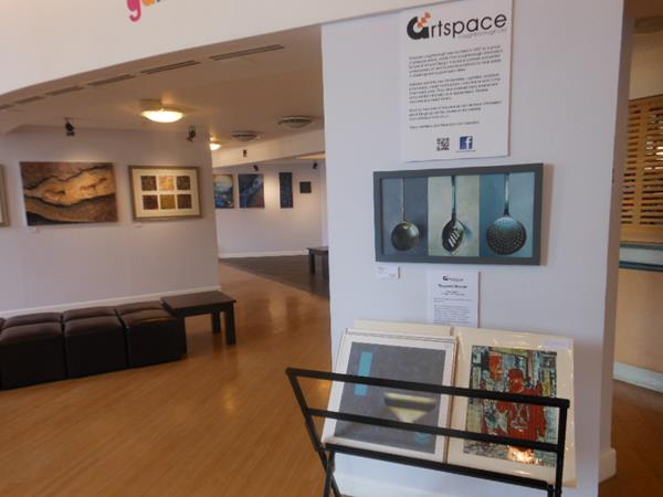 contemporary art exhibition, Sock Gallery, Loughborough