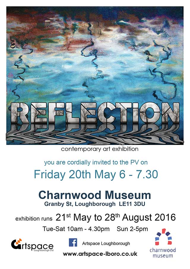 Contemporary Art Exhibition, Charnwood Museum Loughborough