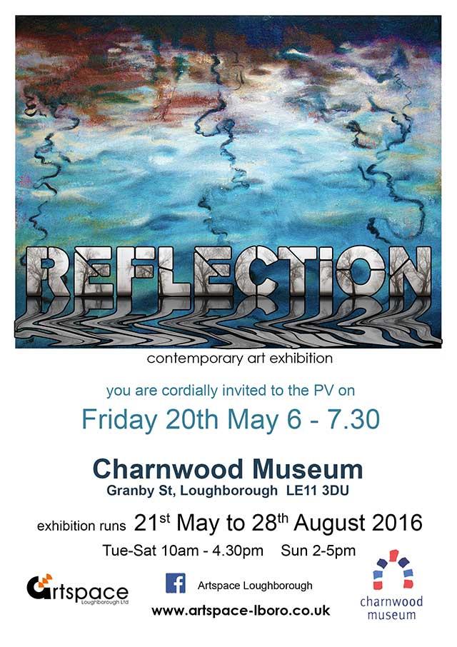 Contemporary Art Exhibition, Charnwood Museum Loughborough