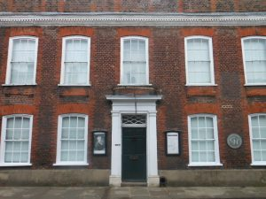 Gainsborough's house