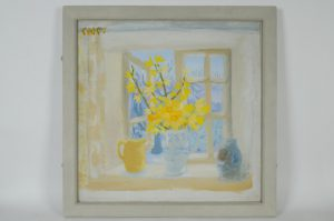 Winifred Nicholson's daffodils