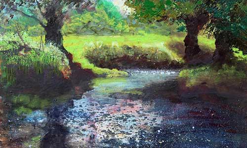 River Lin, Jo Shepard