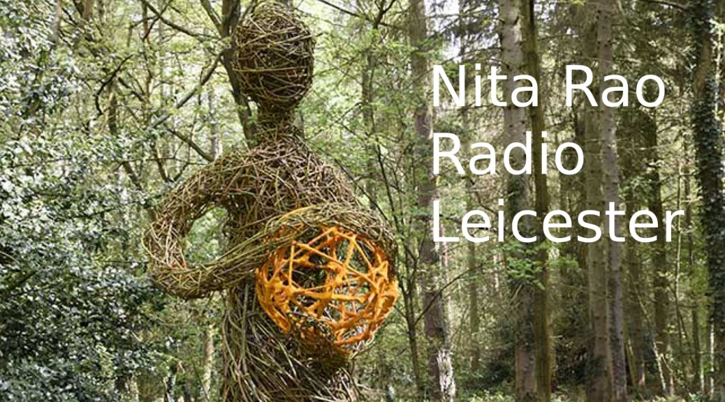 Nita Rao on Radio Leicester