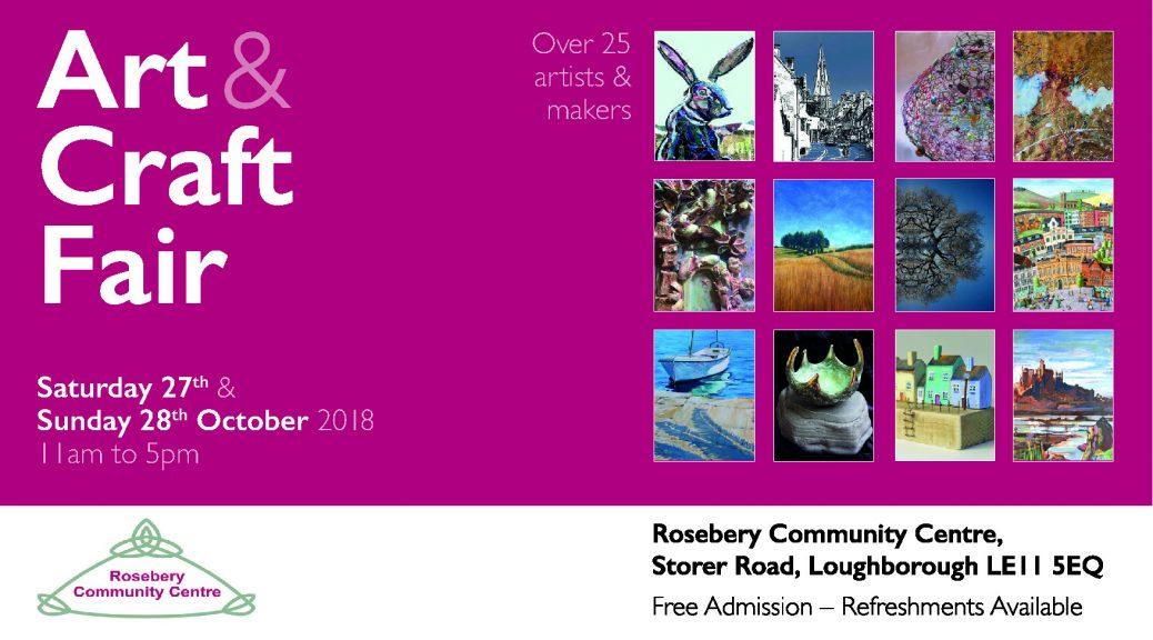 Rosebery Art & Craft Fair